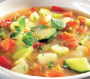 Vegetable Soup-Hortosoupa